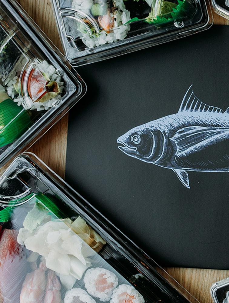Sushi Spot menu